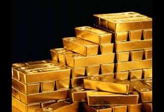 اونس جهانی طلا به پایین ترین سطح در یک هفته اخیر رسید