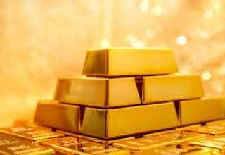 رشد دلار قیمت طلا را به پایین ترین سطح در یک هفته اخیر رساند