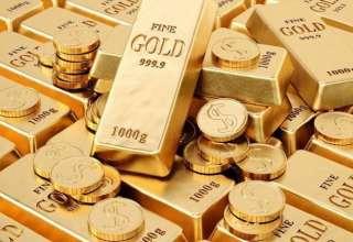 قیمت جهانی طلا امروز ۱۳۹۸/۰۱/۰۶