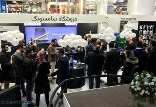 سامسونگ شایعه ترک بازار ایران را رسماً تکذیب کرد