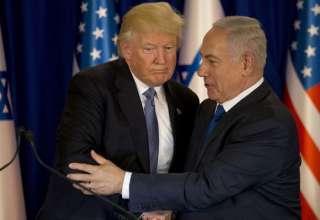 نتانیاهو بار دیگر از اقدامات ضدایرانی ترامپ تمجید کرد