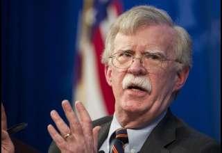 بولتون: آمریکا به دنبال جنگ با ایران نیست