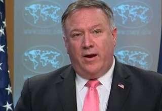 ادعای جدید پامپئو درباره «نیروهای نزدیک به ایران» در عراق