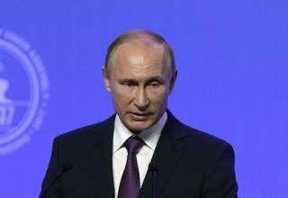 پوتین:  ایران شفافترین برنامه هستهای دنیا را دارد