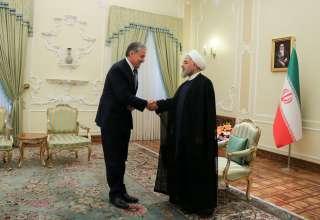 روحانی: منطقه با تروریسم و مداخلات خارجی مواجه است