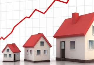 قیمت مسکن افزایش یافته اما معامله ای انجام نمیشود