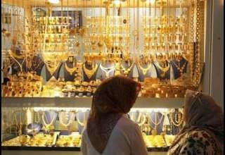 نوعروسانی که دیگر توان خرید طلا ندارند / مردم فقط نظارهگر ویترین شدهاند