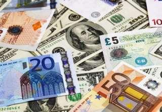 قیمت روز ارزهای دولتی ۹۸/۰۵/۱۲| نرخ ۲۳ ارز کم شد