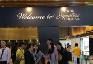 نمایشگاه پنجاه و هفتم طلای پنانگ آغاز به کار کرد