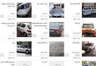 در سه هفته گذشته پس از بازگشت قیمت خودرو به سایتها چه اتفاقی در بازار خودرو افتاد؟