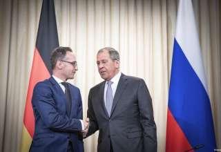 هایکو ماس: با روسیه درباره حفظ برجام توافق داریم