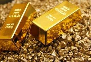 افت قیمت جهانی طلا در پی افزایش شاخص سهام