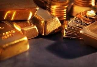 قیمت طلا ۱۰ دلار ارزان شد