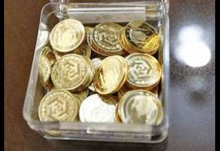 حباب سکه طلا منفی شد؟