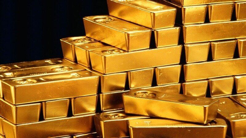 قیمت طلا برای نخستین بار در 5 هفته اخیر کاهش یافت