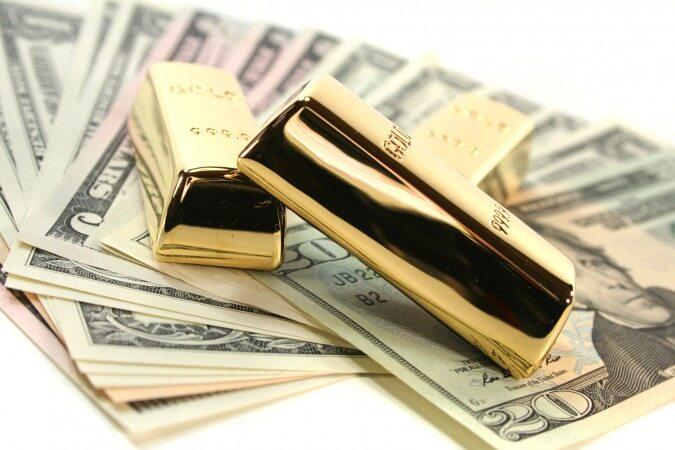 افت دلار، فنر صعود طلا