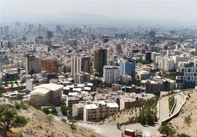 قیمت روز مسکن در تهران ۱۳۹۷/۱۰/۱۶  معامله ۳۰۰ میلیونی واحد ۱۵۵ متری