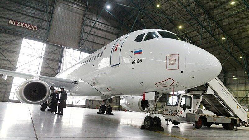 شرکت سوخو:  فروش هواپیما به ایران هنوز منتفی نشده است