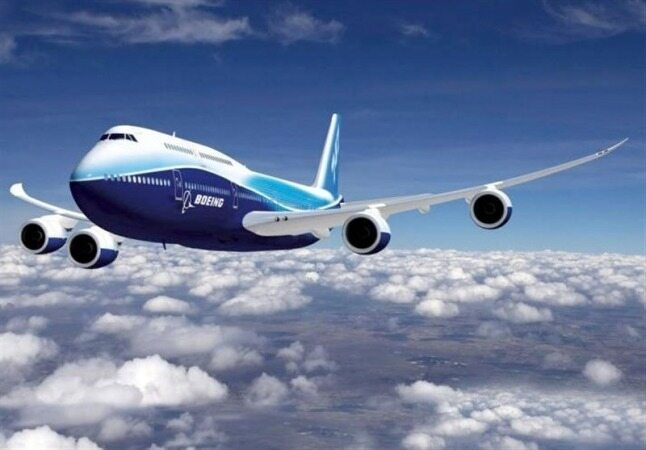 بوئینگ ۸۰۶ هواپیما در سال ۲۰۱۸ تولید کرد