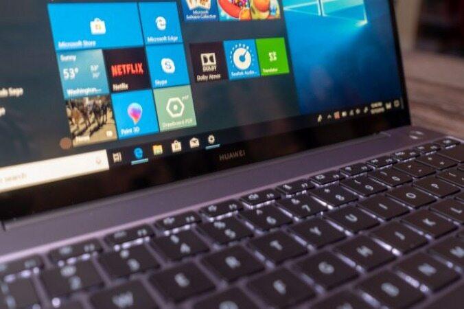 Huawei MateBook 13، محصول جدید هوآوی برای بازار لپ تاپ معرفی شد