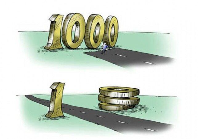 میلیاردرهای ایرانی میلیونر میشوند