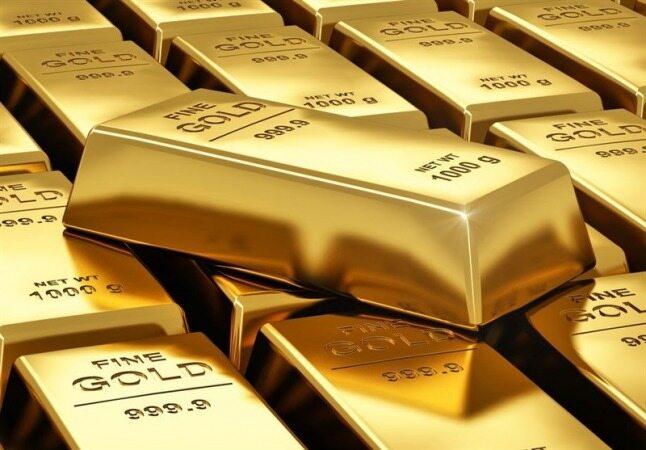 قیمت جهانی طلا امروز ۱۳۹۷/۱۱/۱۷ | قیمت طلا بعد سخنرانی ترامپ کاهش یافت
