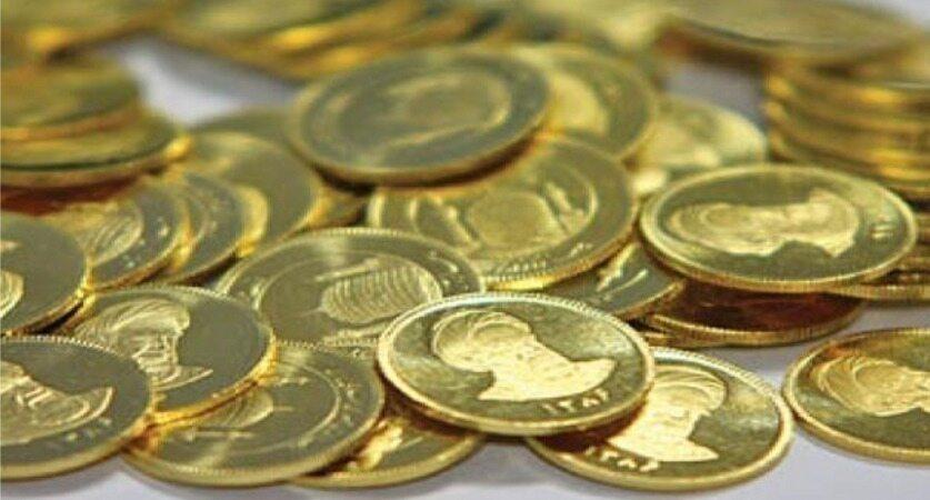 قیمت های بازار طلا و سکه نیمروز هجدهم بهمن ماه  /   سکه امامی 4 میلیون  و 155 هزار تومان