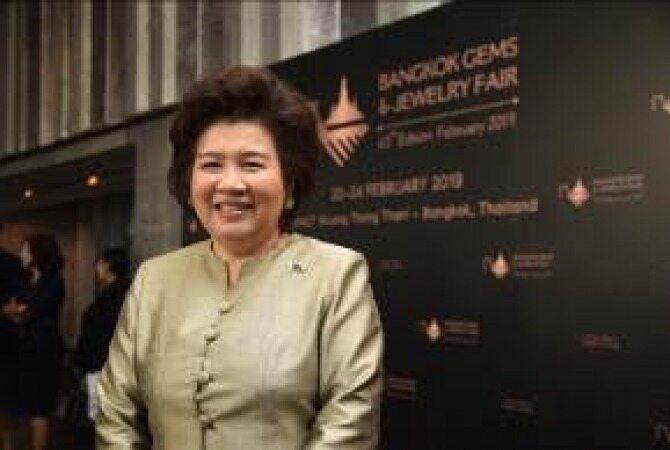 آمادگی تایلند برای برگزاری نمایشگاه طلا جواهر