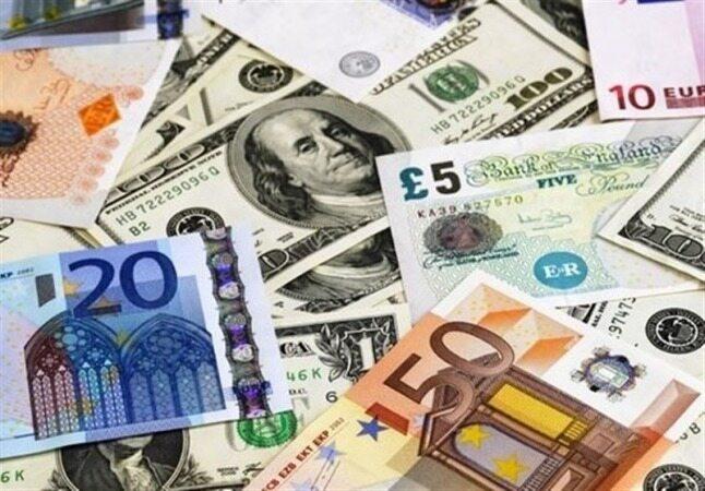 قیمت روز ارزهای دولتی ۹۷/۱۱/۲۳|نرخ ۲۴ ارز کاهشی شد