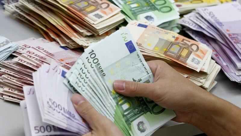 عکس || با مراحل چاپ یورو آشنا شوید