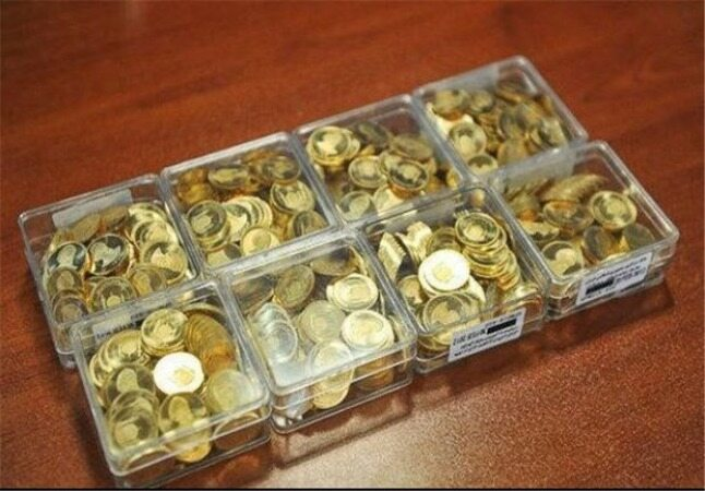 قیمت سکه طرح جدید ۲۲ اسفند به ۴میلیون و ۵۹۸ هزار تومان رسید