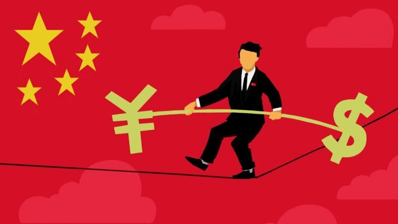 کدام ارزها بیشترین وابستگی را به اقتصاد چین دارند؟