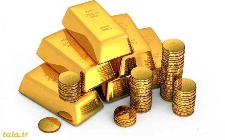 آخرین قیمت های بازار طلا و سکه بیست و هفتم   اسفند ماه | آبشده 1 میلیون و 833 هزار تومان