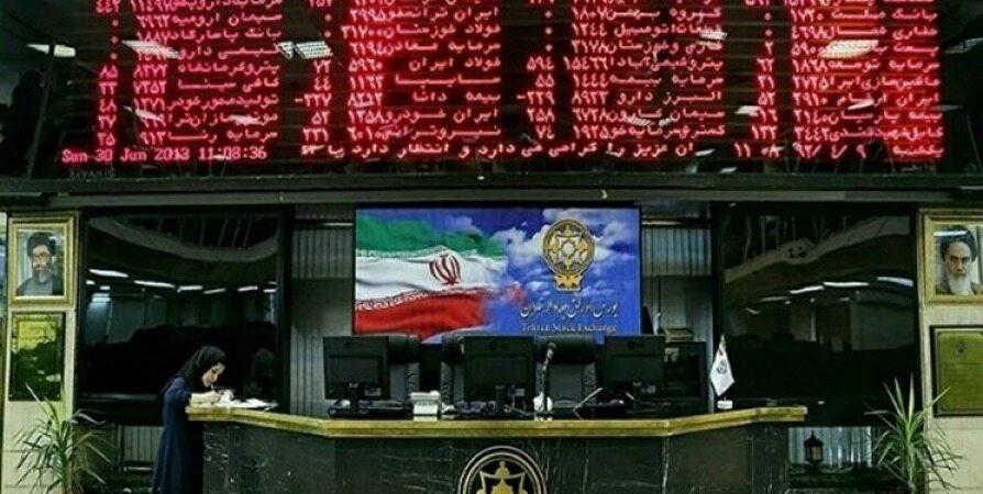 کاهش ۱۹۷۲ واحدی شاخص کل بورس تهران