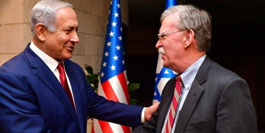 تلآویو: بیانیه جان بولتون علیه ایران بر اساس اطلاعات ما بود