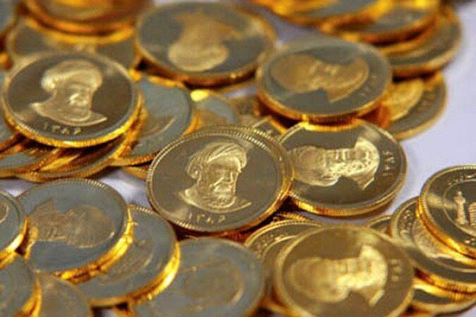 قیمت سکه طرح جدید ۱۹اردیبهشت به ۵میلیون و ۱۸۵هزارتومان رسید