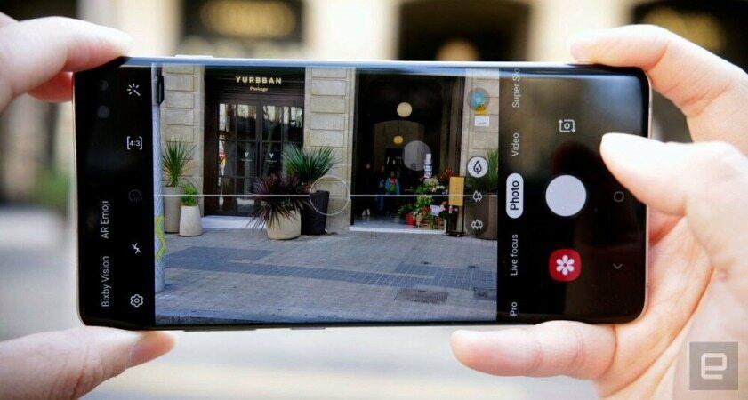 پیش به سوی دوربین ۶۴ مگاپیکسلی موبایل