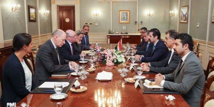 درخواست واشنگتن از اربیل برای قطع تعامل سیاسی و تجاری با ایران