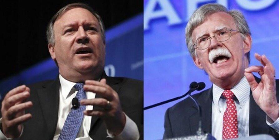 المیادین: بولتون تهدیدی برای امنیت ملی آمریکا است
