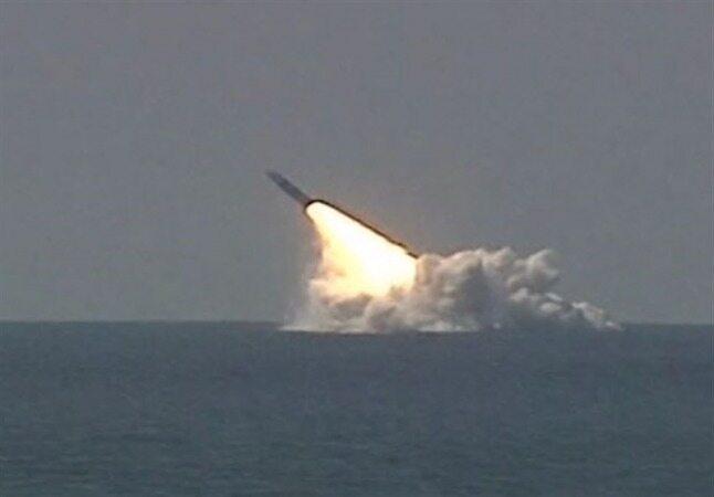 آزمایش موشکی آمریکا بعد از تحرکات کره شمالی