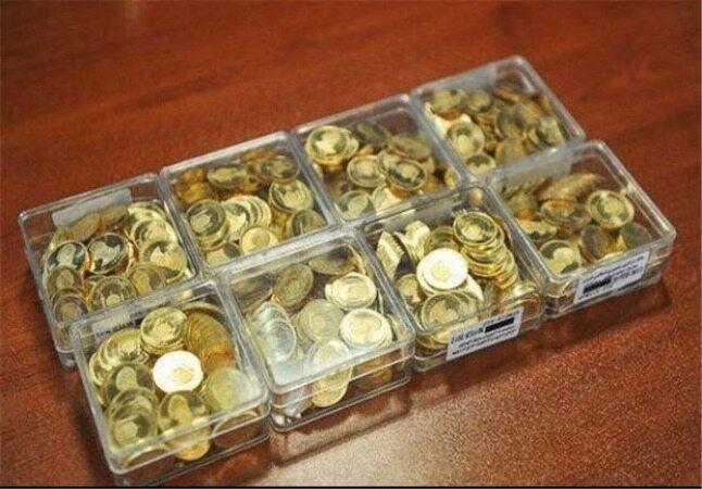سکه بالاخره از ۵ میلیون تومان کوتاه آمد