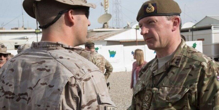 سطح هشدار امنیتی برای دیپلماتها و نیروهای انگلیسی در عراق افزایش یافت