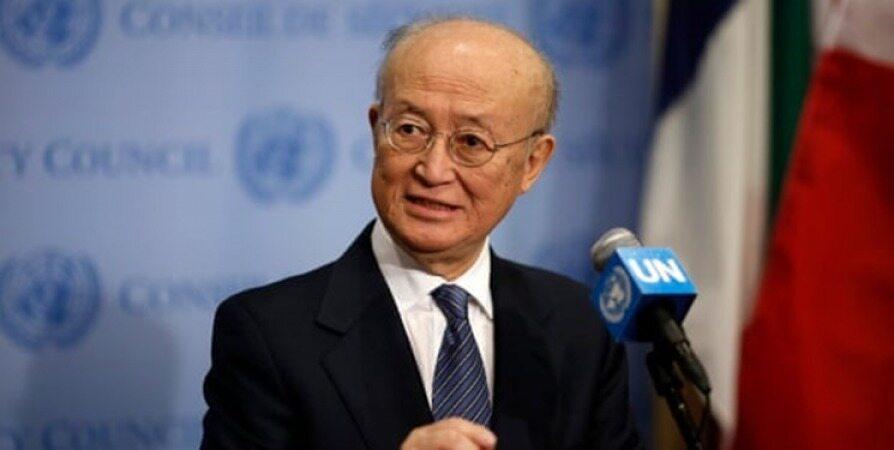 آمانو افزایش سرعت غنیسازی ایران را تأیید کرد
