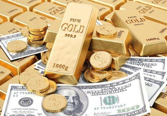 قیمت طلا، قیمت دلار، قیمت سکه و قیمت ارز امروز ۹۸/۰۳/۲۲