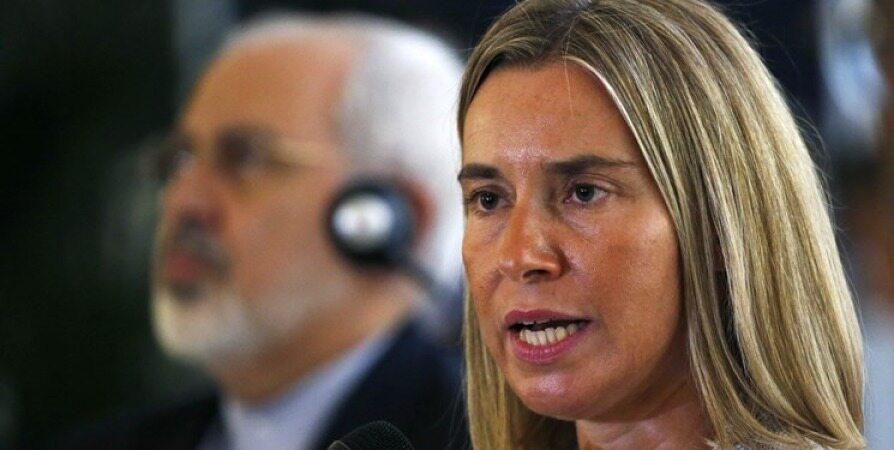 موگرینی: هدف ما حفظ توافق هستهای با ایران است