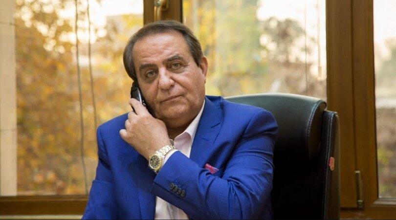 محمد کشتی آرای ریاست کمیسیون تخصصی طلا
