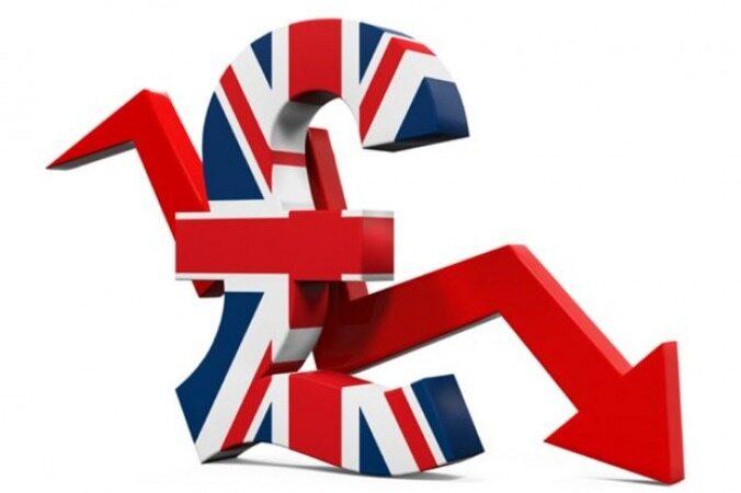 پوند انگلیس به پایینترین سطح امسال سقوط کرد
