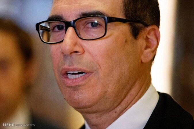 وزیر خزانه داری آمریکا از خجالت ارزهای دیجیتالی درآمد!