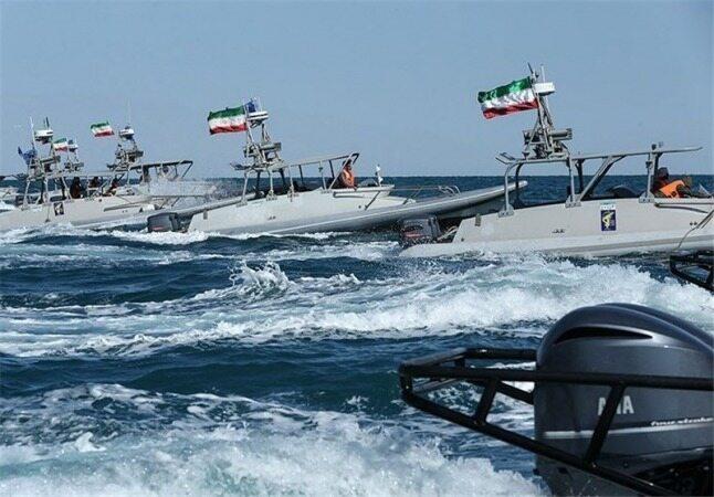 توقیف یک نفتکش توسط سپاه در نزدیکی تنگه هرمز