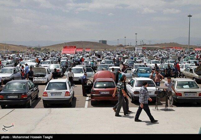 خودروهای ۲۰۰ میلیونی بازار تهران/ تنها خودرویی که 150 میلیونی است